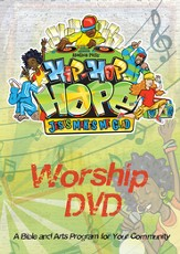 VBS 2013 Hip-Hop Hope: Jesus Makes Me Glad! - Worship DVD - Slightly Imperfect