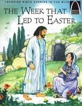 Easter Arch Books on CD: The Week That Led To Easter & Jesus Washes Peter's Feet (2 books and 1 CD)