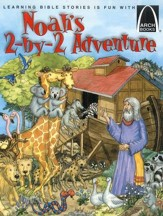 Old Testament Arch Books on CD: Noah's Two-by-Two Adventure and Jonah and the Very Big Fish (2 books and 1 CD)