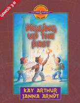Discover 4 Yourself, Children's Bible Study Series: Digging up  the Past (Genesis Chapters 3-11)