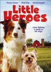Little Heroes, DVD