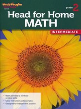Head for Home Math Intermediate Level Grade 2 (2013 Edition)
