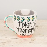 Mom, Maker Of Memories Jumbo Mug