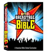 Backstage with the Bible: A Vacation Bible School Experience (Revised)