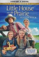 Little House on the Prairie: Season 4, DVD--Deluxe Remastered Edition