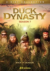 Duck Dynasty: Season 7, DVD