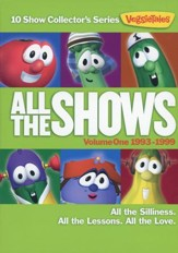 All the Shows, Volume 1: 1993-1999