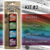 Tim Holtz Mini Ink Kit #2