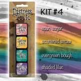 Tim Holtz Mini Ink Kit #4