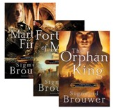 Merlin's Immortals Series, Volumes 1-3