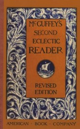 McGuffey's Second Eclectic Reader - Slightly Imperfect