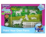 Paint Your Own Farm Activity Kit