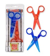 Child-Safe Scissor Set, Pack of 2