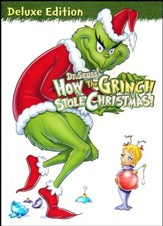 Dr Seuss' How the Grinch Stole Christmas - Deluxe Edition, DVD