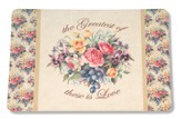 Love Among The Roses, Kitchen Floor Mat