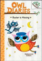 Baxter is Missing: A Branches Book #6