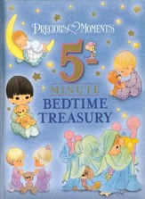 Precious Moments 5-Minute Bedtime Treasury - Slightly Imperfect