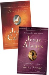 Jesus Always/Jesus Calling, 2 Books