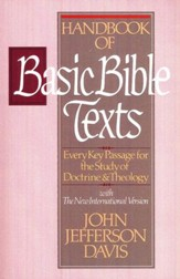 Handbook of Basic Bible Texts