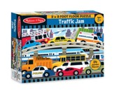 Traffic Jam, Floor Puzzle, 24 Pieces