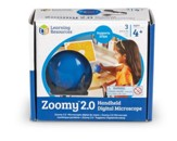 Zoomy, 2.0 Handheld Digital Microscope, Blue