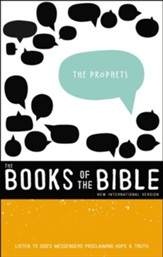 NIV The Books of the Bible: The Prophets - Slightly Imperfect