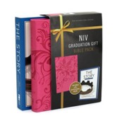 NIV Graduation Kit for Grads, Pink