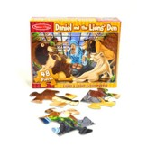 Daniel and the Lions' Den Floor Puzzle