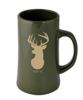 As the Deer Longs For Streams Of Water, So My Soul Longs For You O God Mug