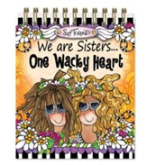We Are Sisters EaselBook