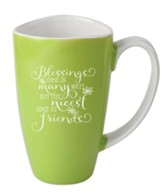 Blessings Come Mug
