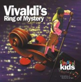 Vivaldi's Ring of Mystery        - Audiobook on CD