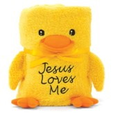 Jesus Loves Me, Duck Blankie