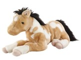 Butterscotch Plush Horse