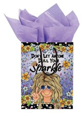Sparkle Gift Bag, Large
