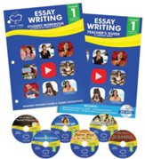 Flight 1: Essay Writing Teacher's Kit (DVDs, Guide & Student Workbook)