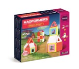 Magformers, Build Up Set, 50 pieces