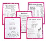 Sitton Grade 3 Posters 5-Pack
