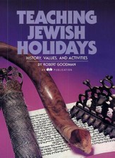 Teaching Jewish Holidays: History, Values, and Activities - Slightly Imperfect