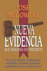Nueva Evidencia que Demanda un Verdicto, New Evidence that Demands a Verdict