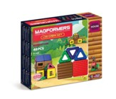 Magformers Log Cabin, 48 Piece Set