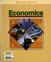Heritage Studies 12: Economics, Teacher's Edition
