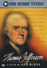 Thomas Jefferson, DVD