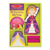 Princess Alyssa, Magnetic Dress Up