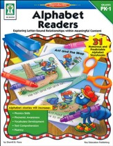 Alphabet Readers (PK-1): Exploring Letter-Sound Relationships within Meaningful Content