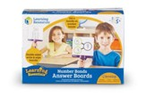 Number Bonds Answer Boards