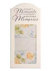 Today's Moments Become Tomorrow's Precious Memories, Pocket Memory Board