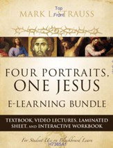 Four Portraits, One Jesus E-Learning Bundle