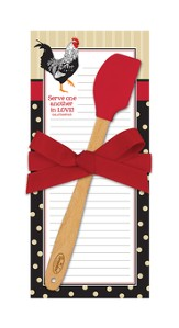 Serve One Another In Love, Magnetic List Pad