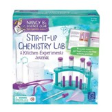 Nancy B's Science Club, Stir-it-up Chemistry Lab & Kitchen Experiments Journal